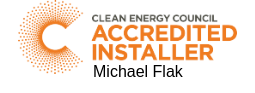 CEC Accredited Installer Michael Flak